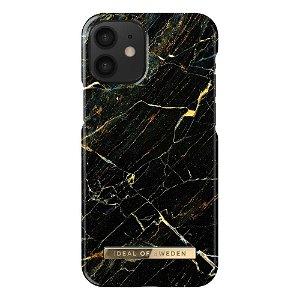 iDeal Of Sweden iPhone 12 Mini Fashion Case - Port Laurent Marble