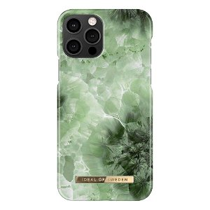 iDeal Of Sweden iPhone 12 Pro / 12 Fashion Case - Crystal Green Sky