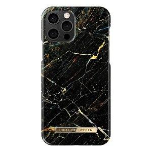 iDeal Of Sweden iPhone 12 Pro / 12 Fashion Case - Port Laurent Marble