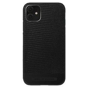 iDeal Of Sweden iPhone 12 Pro / 12 Fashion Case Atelier - Eagle Black
