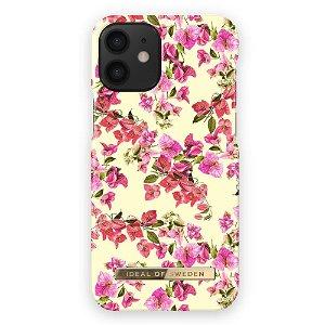 iDeal Of Sweden iPhone 12 Mini Fashion Bagside Case Lemon Bloom