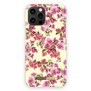 iDeal Of Sweden iPhone 12 / 12 Pro Fashion Bagside Case Lemon Bloom