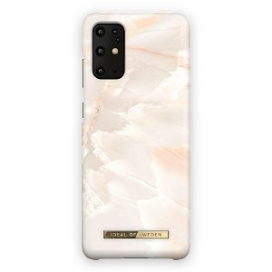 iDeal Of Sweden Samsung Galaxy S20+ (plus) Fashion Bagside Case Rose Pearl Marble