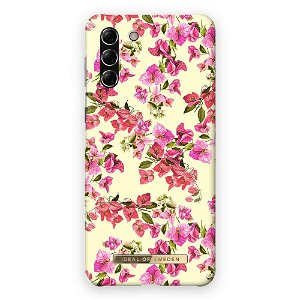 iDeal Of Sweden Samsung Galaxy S21+ (Plus) Fashion Bagside Case Lemon Bloom