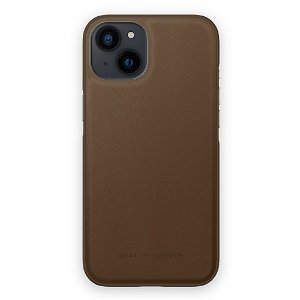 Ideal Of Sweden iPhone 13 Mini Fashion Cover Atelier - Intense Brown