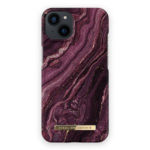 Ideal Of Sweden iPhone 13 Mini Fashion Cover Golden Plum