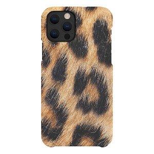 A Good Company iPhone 12 Pro Max 100% Plantebaseret Cover - Leopard