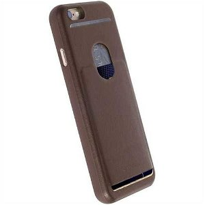 Krusell Timraa Cover iPhone 8 Plus / 7 Plus - Brun
