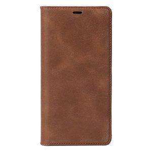 Krusell Sunne 2 Card Folio Wallet Samsung Galaxy Note 9 Læder Flip Cover - Brun