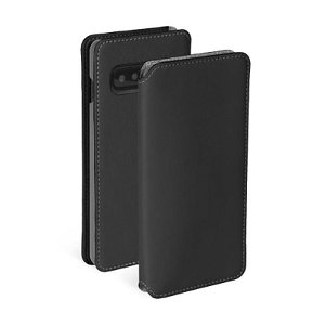 Krusell Pixbo 4 Card FolioCase Samsung Galaxy S10 Læder Flip Cover - Sort