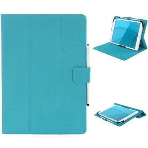 "Tucano Soft Facile Folio Stand Universal Case 9-9.7"" - Turkis"