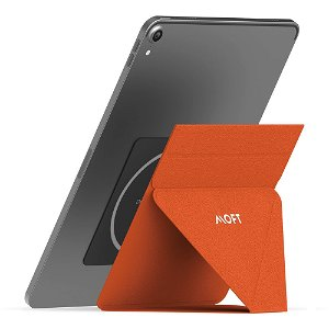 MOFT Snap Tablet / iPad Stander - Magnetisk Tablet Holder til Bord - Orange