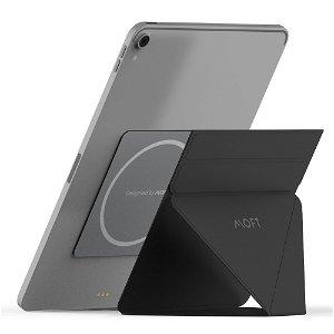 MOFT Snap Tablet / iPad Stander - Magnetisk Tablet Holder til Bord - Sort