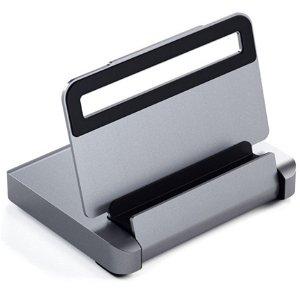 Satechi Aluminium Stander & USB-C Hub - Space Grey