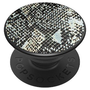 POPSOCKETS Embossed Metal Python LUXE m. Stand