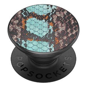 POPSOCKETS Embossed Metal Water Snake LUXE m. Stand