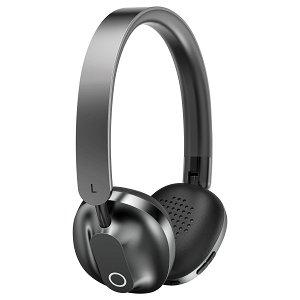 Baseus Encok D01 Bluetooth Headset - On-Ear - Sort