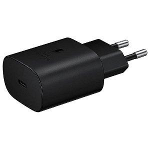 Samsung Super Fast Charge 25W Travel Adapter USB-C - Sort