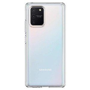 Spigen Liquid Crystal Samsung Galaxy S10 Lite Cover - Gennemsigtig