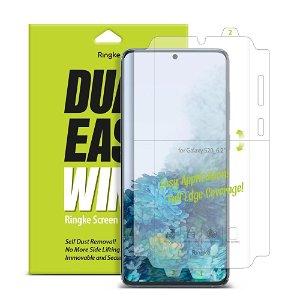Samsung Galaxy S20 Ringke Dual Easy Wing Beskyttelsesfilm til Skærm og Kanter