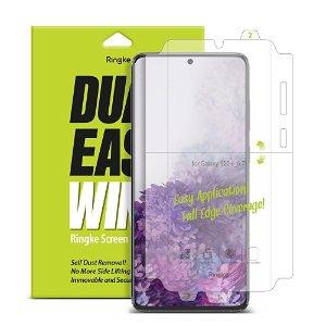 Samsung Galaxy S20+ (Plus) Ringke Dual Easy Wing Beskyttelsesfilm til Skærm og Kanter