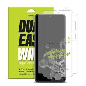 Samsung Galaxy S20 Ultra Ringke Dual Easy Wing Beskyttelsesfilm til Skærm og Kanter