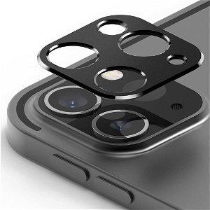 "iPad Pro 11"" (2021 / 2020) / iPad Pro 12.9"" (2021 / 2020) Ringke Metal Cover til Kamera - Sort"
