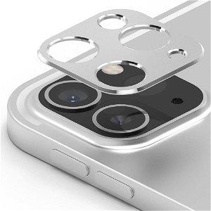 """iPad Pro 11"""" (2021 / 2020) / iPad Pro 12.9"""" (2021 / 2020) Ringke Metal Cover til Kamera - Sølv"""