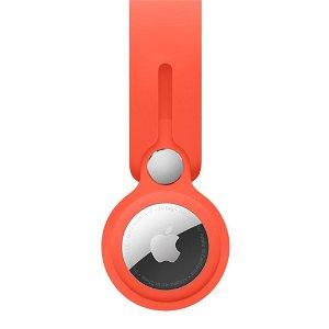 Original Apple AirTag Rem - Elektrisk Orange