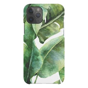 A Good Company iPhone 11 Pro 100% Plantebaseret Cover - Palm Leaves