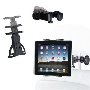 """Universal Headrest Tablet Kit 7-10.1"""" - Sort"""
