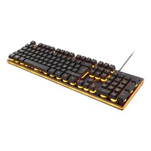 DELTACO Backlit Anti-Ghosting Gaming Tastatur - Dansk Layout