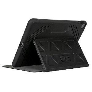 iPad 10.2 (2021 / 2020 / 2019) / Air (2019) / Pro 10.5 Targus Pro-Tek EcoSmart Cover m. Apple Pencil Holder - Sort