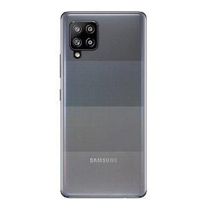 Samsung Galaxy A42 5G Puro NUDE Ultra Slim Cover 0.3 mm. - Gennemsigtig