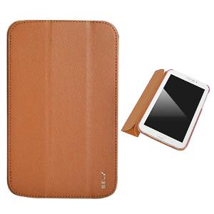 Samsung Galaxy Tab 3 7.0 BELK Tri-fold Stand Etui Brun