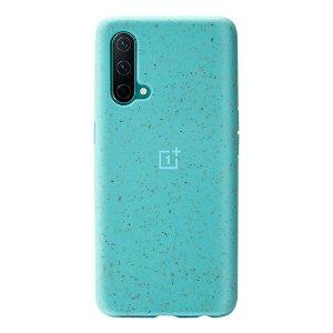 Original OnePlus Nord CE (5G) Bumper Case - Plantebaseret - Blue