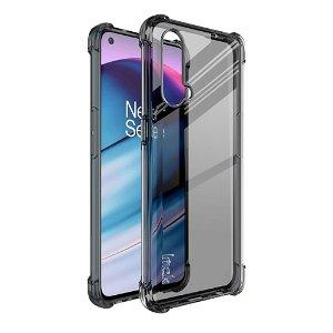 OnePlus Nord CE (5G) IMAK UX-5 Series Cover - Gennemsigtig / Sort
