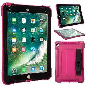 iPad - Targus SafePort Rugged Protection Cover m. Skærmbeskyttelse - Pink