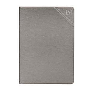 "iPad 10.2"" (2021 / 2020 / 2019) Tucano Metal Folio Case & Apple Pencil Holder - Grå"