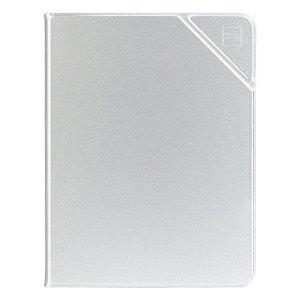 iPad Air (2020) Tucano Metal Folio Case & Apple Pencil Holder - Sølv