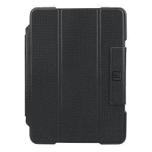 "iPad 10.2"" (2021 / 2020 / 2019) Tucano Alunno Cover m. Apple Pencil Holder - Sort"