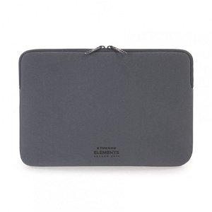 "Tucano Second Skin Neopren Sleeve for MacBook Air 13"" - Grå"