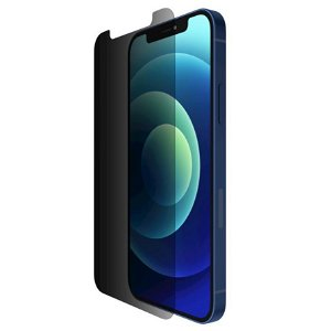 iPhone 12 Mini Belkin TemperedGlass Anti-Microbial Hærdet Glas - Case Friendly - Privacy